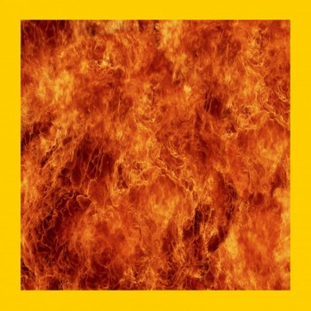 L'INCENDIE – EP – (2015) White vinyl released on Animal Factory
